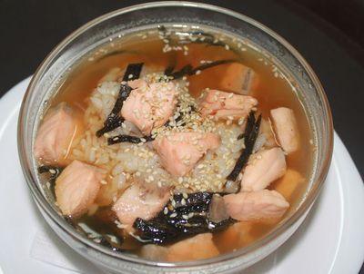суп дзосуй рецепт